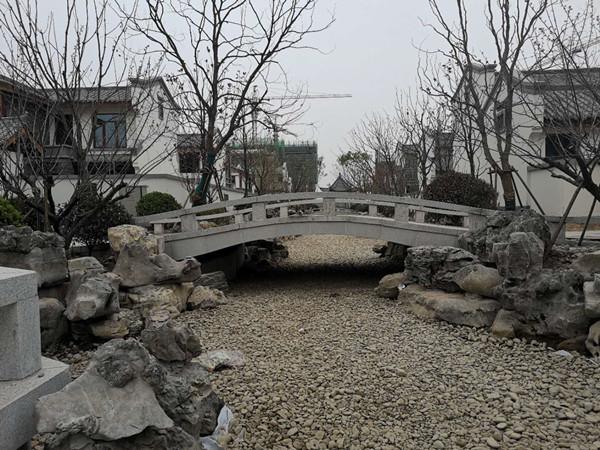 石材栈桥案例