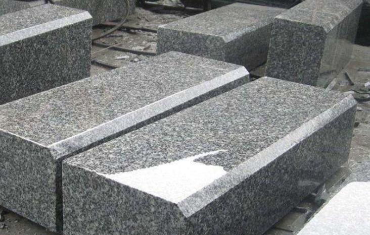 芝麻灰光面石材